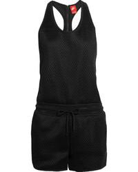 Combishort en tulle noir Nike