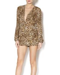 Combishort imprime leopard original 6779140