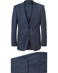 Complet en laine bleu marine Hugo Boss