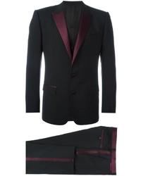 Complet en satin noir Dolce & Gabbana