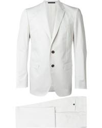 Costume blanc Lanvin