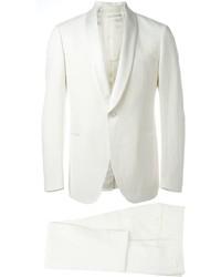 Costume blanc Lardini