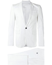 Costume blanc Les Hommes