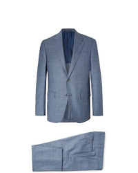 Costume bleu clair Ermenegildo Zegna