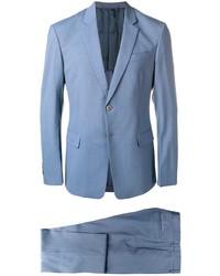 Costume bleu clair Prada