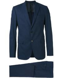 Costume bleu marine Armani Collezioni