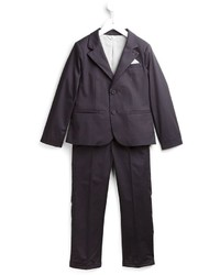 Costume bleu marine Armani Junior