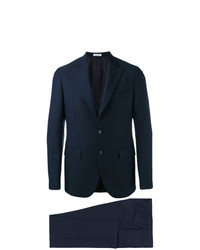 Costume bleu marine Boglioli