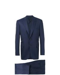 Costume bleu marine Brioni