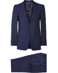 Costume bleu marine Burberry