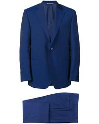 Costume bleu marine Canali