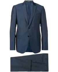 Costume bleu marine Emporio Armani