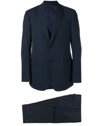 Costume bleu marine Giorgio Armani