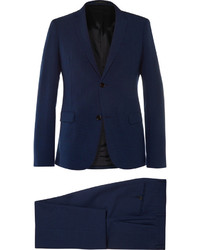 Costume bleu marine Jil Sander