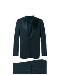 Costume bleu marine Kiton