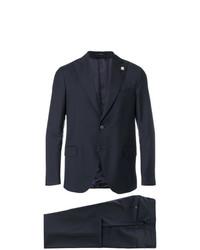 Costume bleu marine Lardini