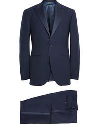 Costume bleu marine Polo Ralph Lauren