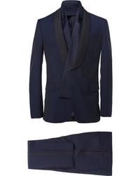 Costume bleu marine Valentino