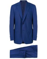 Costume bleu Canali
