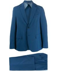 Costume bleu Valentino