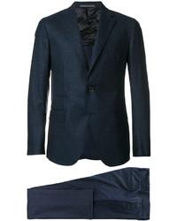 Costume en laine bleu marine Eleventy