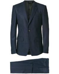 Costume en laine bleu marine Givenchy