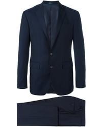 Costume en laine bleu marine Polo Ralph Lauren