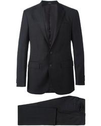 Costume en laine gris foncé Polo Ralph Lauren
