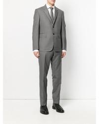 Costume en laine gris Thom Browne