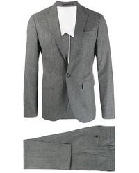 Costume en laine gris DSQUARED2