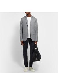 Costume en laine gris Calvin Klein Collection