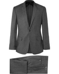 Costume en laine gris Kilgour