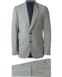 Costume en laine gris Paul Smith