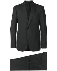 Costume gris foncé Emporio Armani