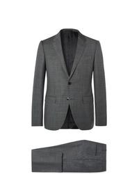 Costume gris foncé Ermenegildo Zegna
