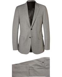 Costume gris Balenciaga