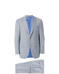 Costume gris Canali