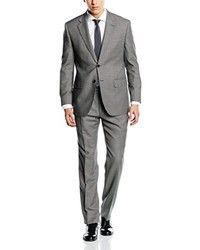 Costume gris Cortefiel