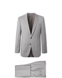 Costume gris Hugo Boss