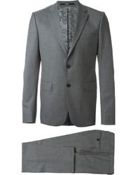 Costume gris Kenzo