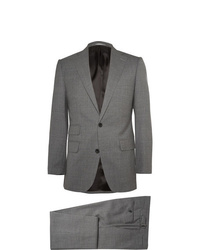 Costume gris Thom Sweeney