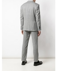 Costume gris Brunello Cucinelli