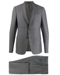 Costume gris Z Zegna