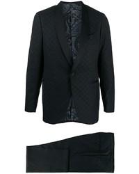 Costume imprimé noir Etro
