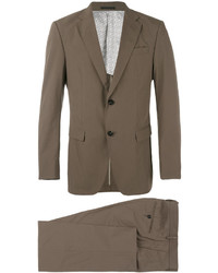 Costume marron Z Zegna