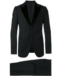Costume noir Armani Collezioni