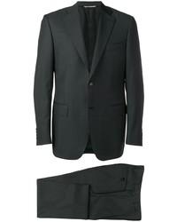Costume noir Canali