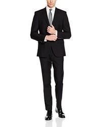 Costume noir Daniel Hechter