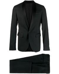 Costume noir DSQUARED2