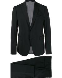 Costume noir Emporio Armani
